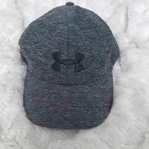 Gray Under Armour Women's Hat